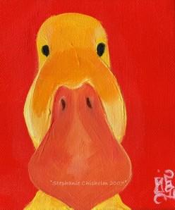 Ducky Face