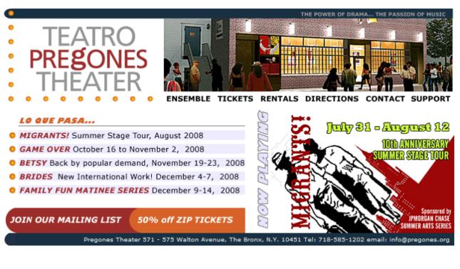 Pregones Theater