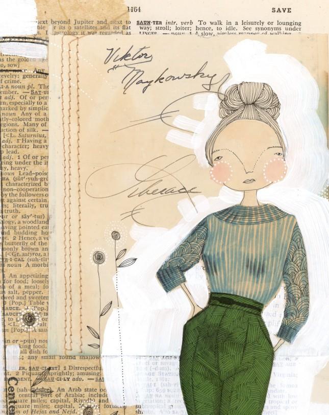 Victoria Maykowski LOVED Liberace